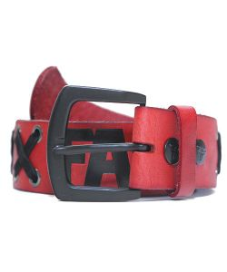Fallen | Ремень Guitar Strap Belt Ox.Blood