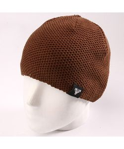 Fallen | Шапка Buffalo Knits Beanie Chocolate