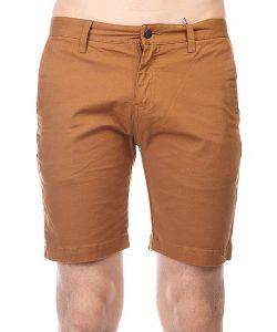 Volcom | Шорты Frickin Tight Solid Short Hazelnut
