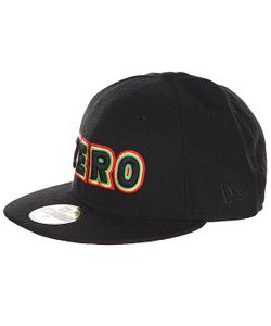 Zero | Бейсболка New Era Bold Black