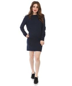Roxy | Платье Winter Story Dress Blues Heather