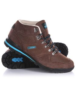 Bustagrip | Ботинки Trek Waterproof Brown