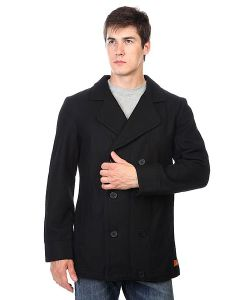 Zoo York | Пальто Enew15 Jim Peacoat Black