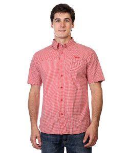 Zoo York | Рубашка В Клетку Enew15 Paisley Overprint Crimson