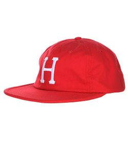 Huf | Бейсболка Formless Classic H 6 Panel Red