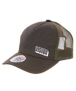 Vision | Бейсболка Caps Z Fall Brown