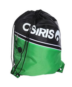 Osiris | Мешок Drawstring Gym Bag Black/Green
