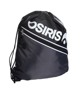 Osiris | Мешок Drawstring Gym Bag Black/Charcoal