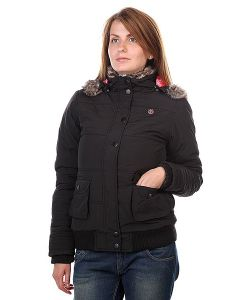Element | Куртка Женская Embark Bis Black