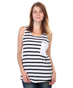 Clwr | Майка Женская Wp Tank Top Black Stripe