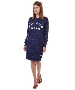 Clwr | Платье Женское Crew Dress Florida Patriot Dot