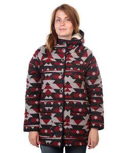Element | Пальто Женское Helena Crimson Red
