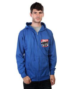 Osiris | Толстовка Fleece Zip Hello Royal