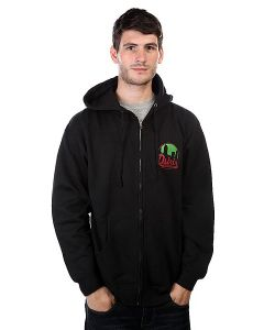 Osiris | Толстовка Fleece Zip Scenario Black