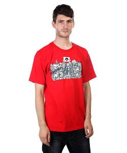 Osiris | Футболка Tees Faces Red