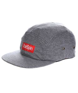 Truespin | Бейсболка Jersey 5 Panel Cap Light Melange