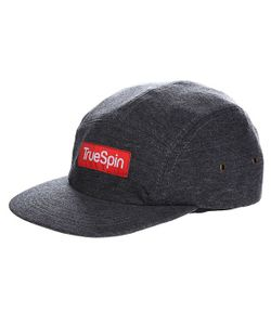 Truespin | Бейсболка Jersey 5 Panel Cap Dark Melange