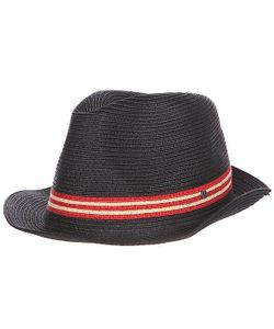 Globe | Шляпа Bluestone Fedora Black