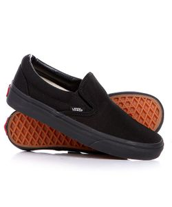 Vans | Слипоны Classic Slip On True Black