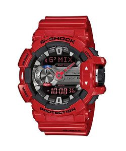 Casio G-Shock | Часы Gba-400-4a Red