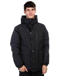 Quiksilver | Куртка Зимняя Двусторонняя Role Jacket Black