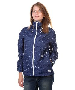 Clwr | Ветровка Женская Gale Jacket Patriot Dot