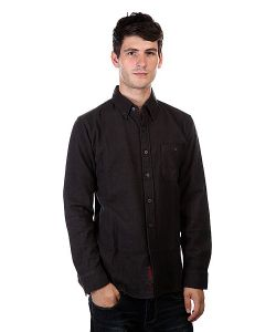 Independent | Рубашка Утепленная Class Act Flannel Black