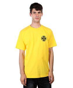 Independent | Футболка Nozaka Tattoo Cross Yellow