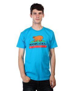 Nor Cal | Футболка Skate Republic Turquoise