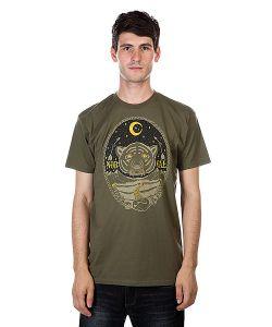 Nor Cal | Футболка Folklore Military Green