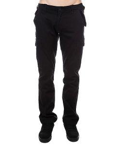 Fallen | Штаны Thomas Signature Cargo Pant Black