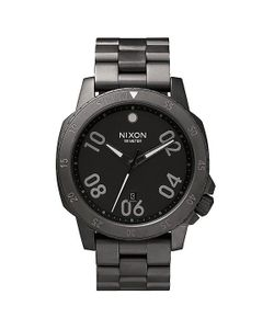 Nixon | Часы Ranger All Gunmetal