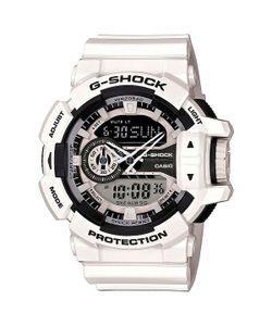 Casio G-Shock | Часы Ga-400-7a White