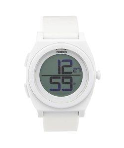 Nixon | Часы Time Teller Digi White