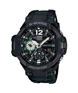 Casio G-Shock | Часы Ga-1100-1a3 Black/Green
