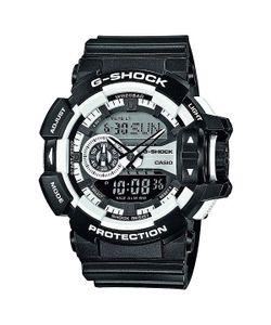 Casio G-Shock | Часы Ga-400-1a Black/White