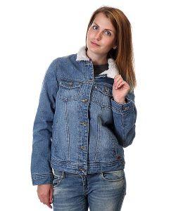 Roxy | Куртка Джинсовая Женская Sandy J Jckt Vintage Med Blue