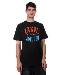 Lakai | Футболка Forum Black