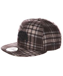 Nor Cal | Бейсболка New Era Bearmark Brown Plaid