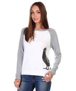 Zoo York | Толстовка Bird Sock Grey Heather