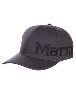 Marmot | Бейсболка Name Dropper Hat Slate Grey