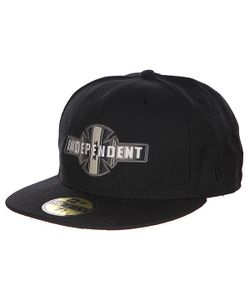 Independent | Бейсболка New Era Eg/Bc Fitted Black