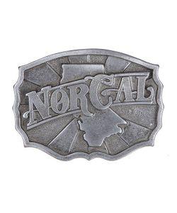Nor Cal | Пряжка Distiller Silver