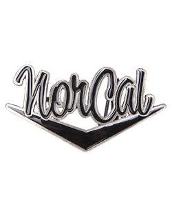 Nor Cal | Пряжка Coupe De Ville Black