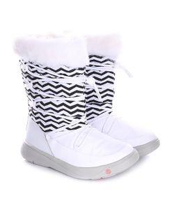Roxy | Сапоги Зимние Женские Summit J Boot White/Stripe