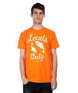 Lost | Футболка Locals Only Orange