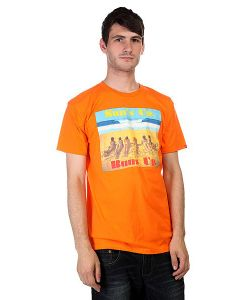 Lost | Футболка Suns Up Orange