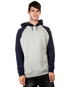Huf | Кенгуру Triple Triangle Raglan Pullover Hoodie Navy/Gray Heather