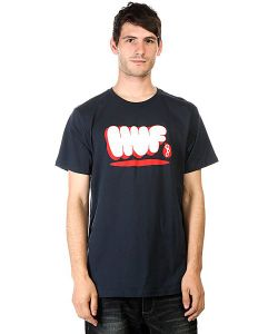 Huf | Футболка Bubbles Tee Navy