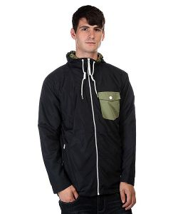Clwr | Ветровка Windcheater Black